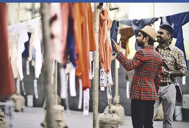 Nitish Vikram Senior Manager Design Menswear
