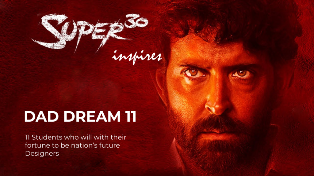 Super 30 inspire dream 11